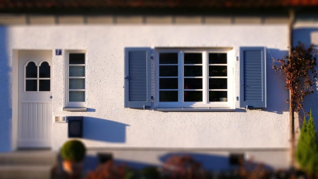 Home sweet Home: neue Fenster sorgen im Altbau für sinkende Energiekosten und sehen zudem nett aus.